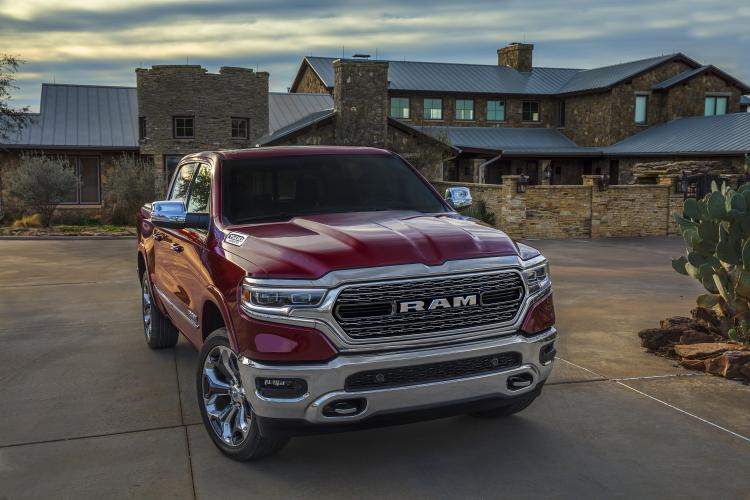 Experience Ram Trucks at the Chicago Football Classic