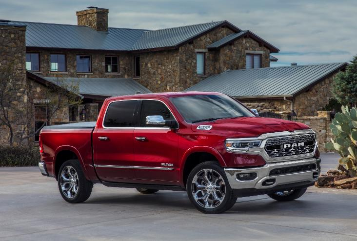 Experience FCA at the 2020 Detroit Boat Show with Ram Truck Brand!