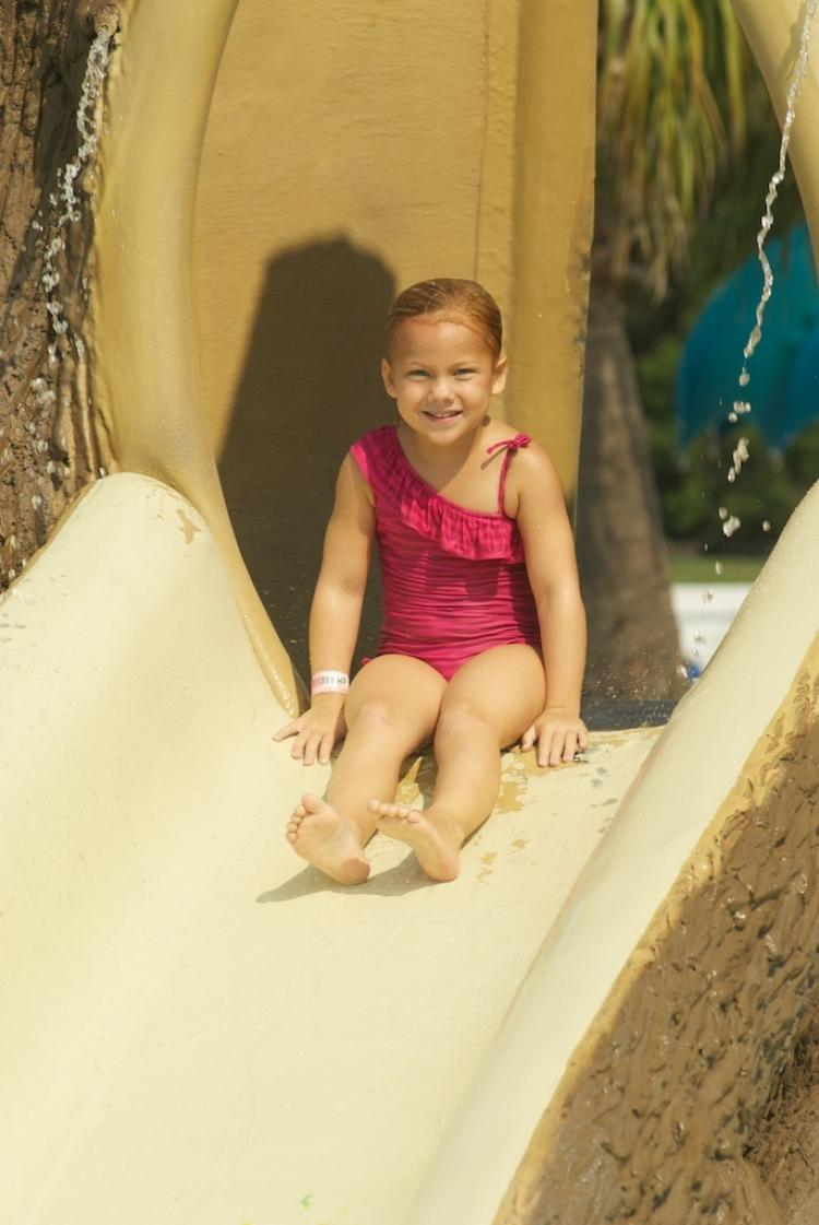 Father's Day at Wild Water, Dad's get in FREE with 1 paid reg park admission