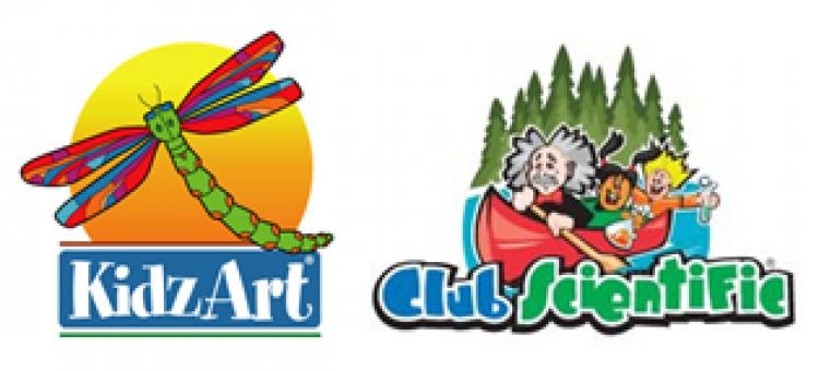 Club Scientific and KidzArt Summer Camps!