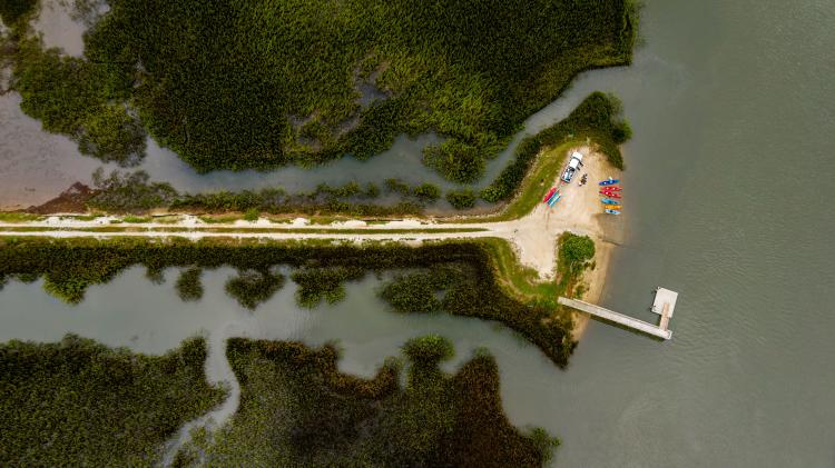 North Inlet Paddle @ North Inlet-Winyah Bay NERR