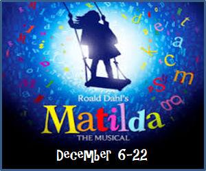 Auditions: Matilda The Musical