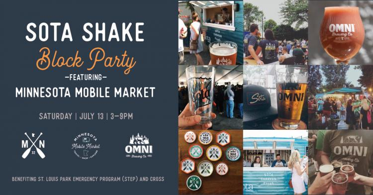 Sota Shake Block Party