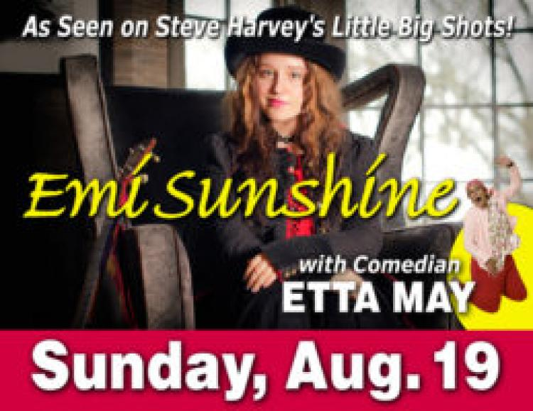 EMISUNSHINE WITH COMEDIAN ETTA MAY