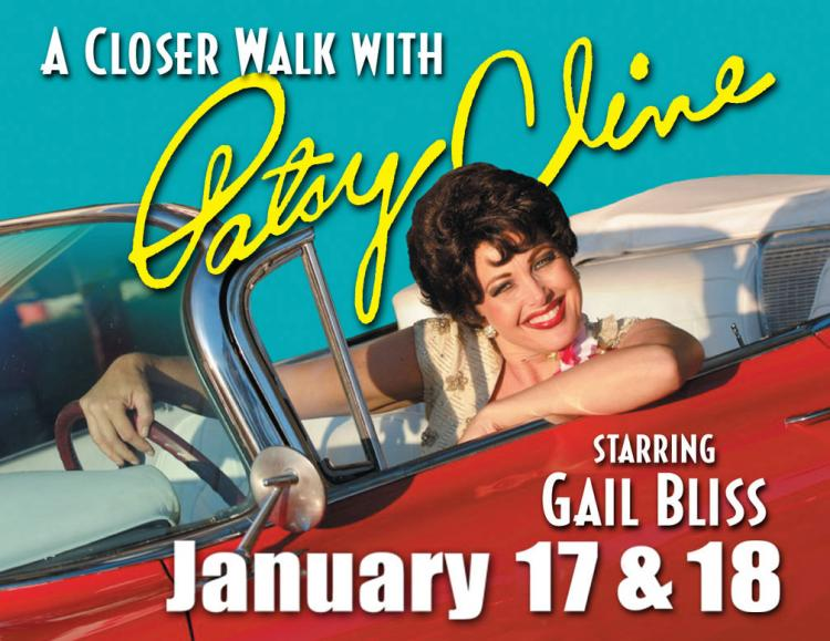 A Closer Walk with Patsy Cline Starring Gail Bliss