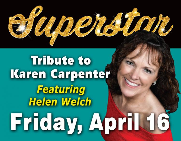 Superstar-Tribute to Karen Carpenter