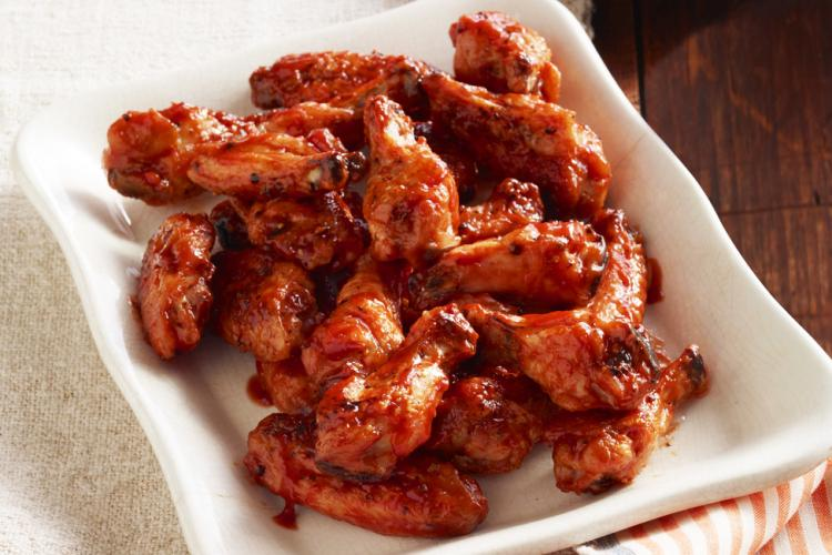 Wing Night at the Little River VFW
