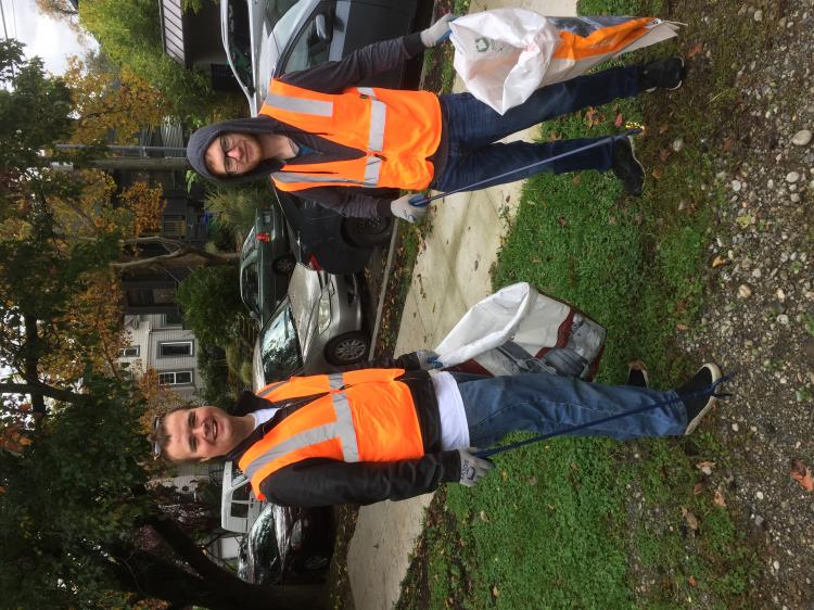Volunteers are needed for SOLVE's statewide environmental events!