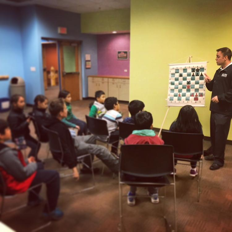 Naperville Chess Academy