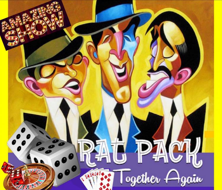 RAT PACK TOGETHER AGAIN & their BIG BAND!
