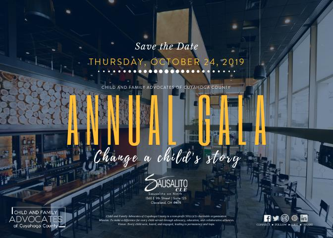 Change a Child's Story Annual GALA
