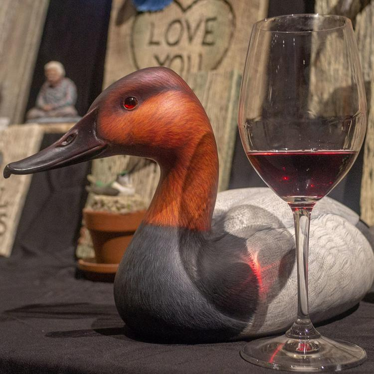 Wine & Waterfowl
