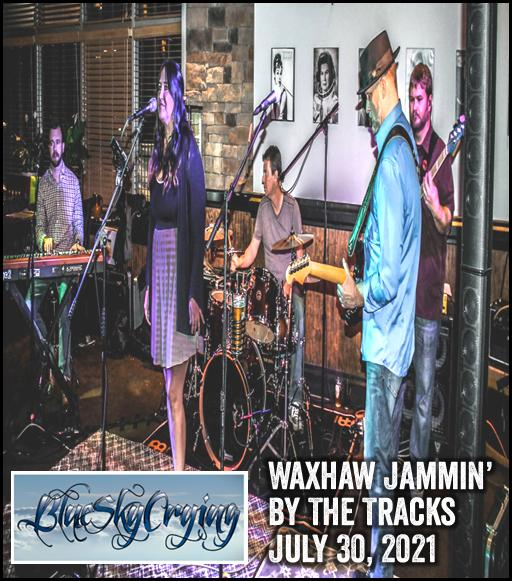 Waxhaw Jammin' By the Tracks Concerts