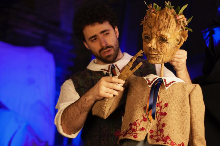 "The House Theatre of Chicago Presents The World Premiere of ""Pinocchio"""