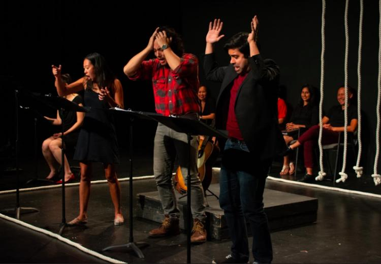 AIRMW's Asian American Play Readings Returns to Steppenwolf 1700 Theatre