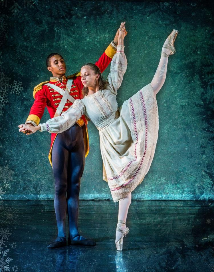 Ruth Page Civic Ballet Presents The Nutcracker