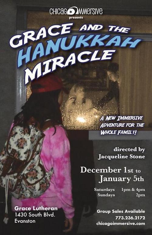 Grace and The Hanukkah Miracle