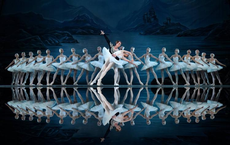 The National Ballet Theatre of Odessa Presents Swan Lake