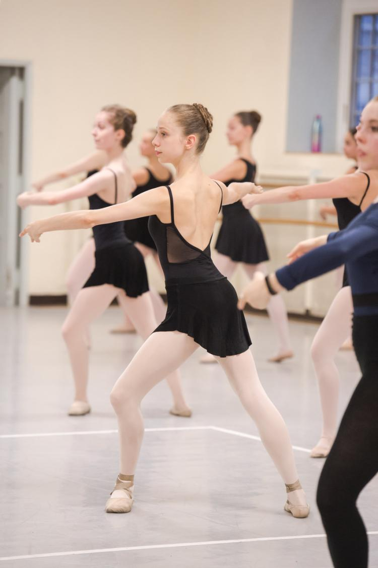 Ruth Page School of Dance Summer Intensive Program Auditions