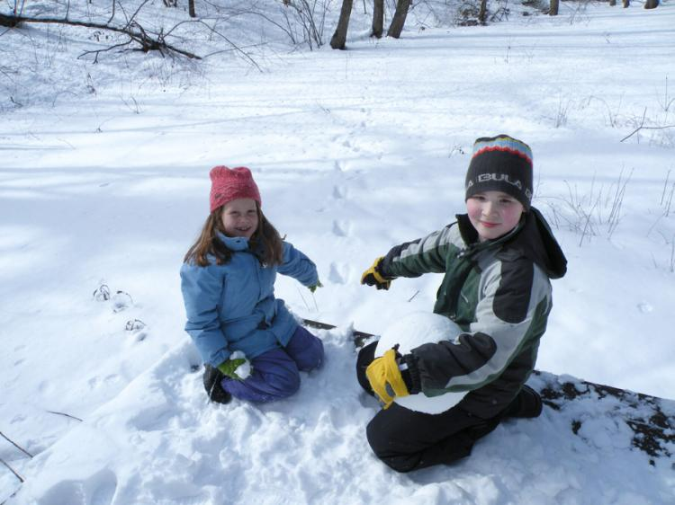 Fun in Nature: February Vacation Week at Broadmoor: Grades K-5