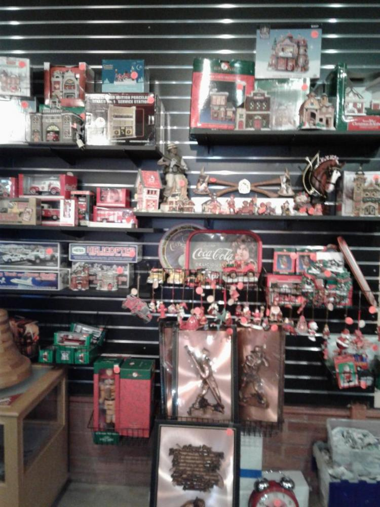 HOLIDAY SHOPPING at the FIRE MUSEUM
