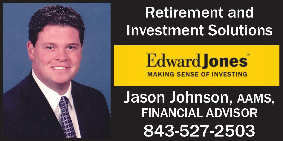 Schedule your annual portfolio review with Jason Johnson, AAMS - Edward Jones