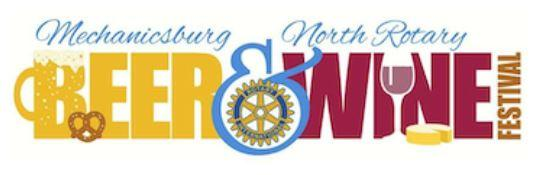 Beer and Wine Festival Sponsored by the Mechanicsburg North Rotary Club