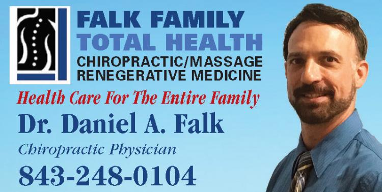 Falk Chiropractic Now Offers Regenerative Stem & Total Health Care
