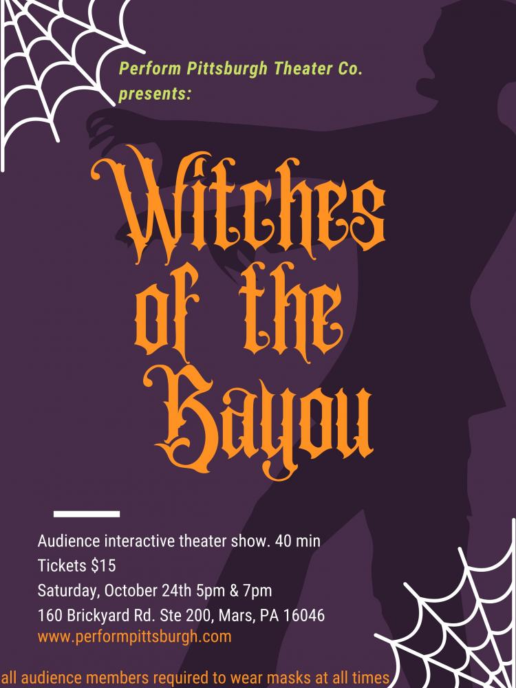 Witches Interactive Theater Show