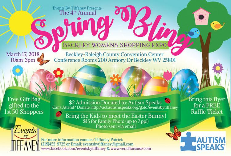 4th Annual Spring Bling Beckley Womens Shopping Expo