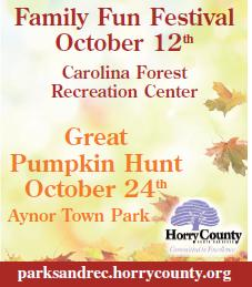 Fall Festival at CF Recreation Center