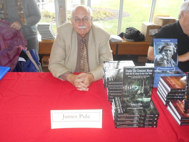 Civil War Author James Pula - Presentation and Book Signing