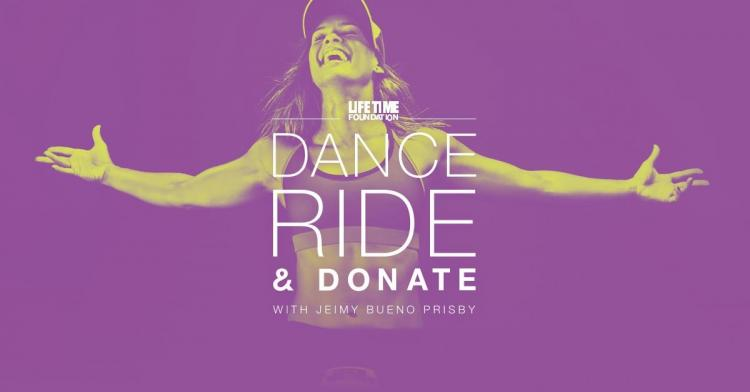 Dance, Ride & Donate with Jeimy Bueno Prisby