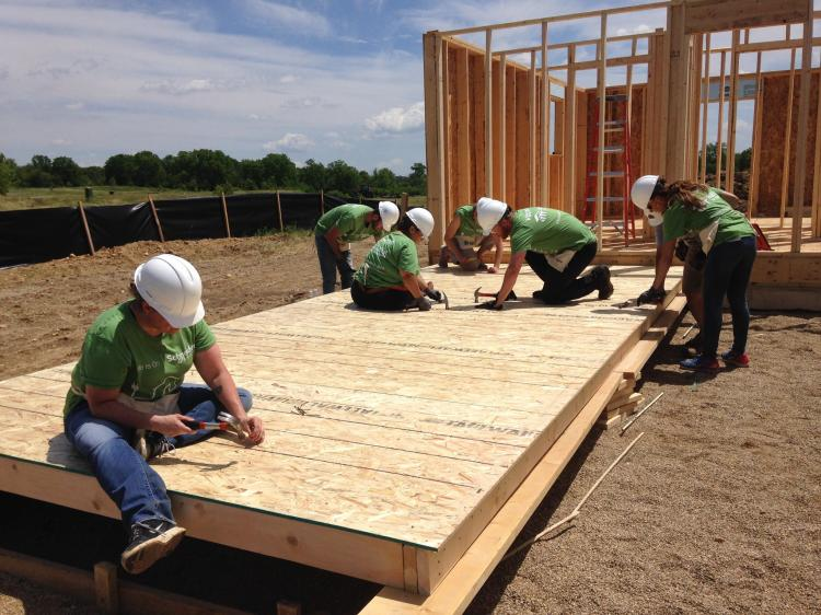 Habitat for Humanity of McHenry County Home Build Projects