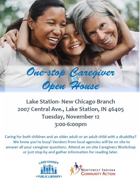One-Stop Caregiver Open House