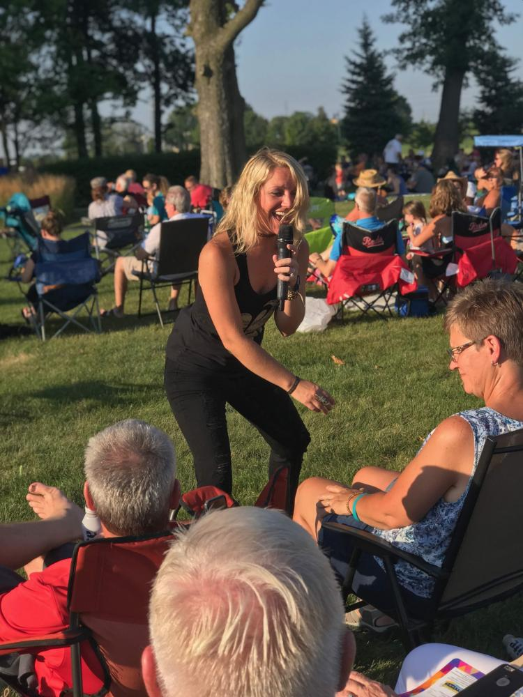 Concert in the Park: Stella & the Satellites