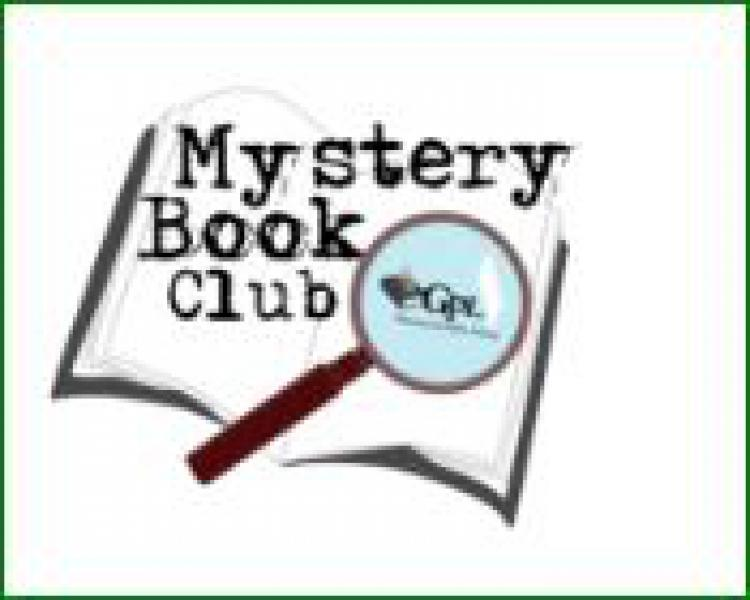 Mystery Book Group @ Greenwood Library