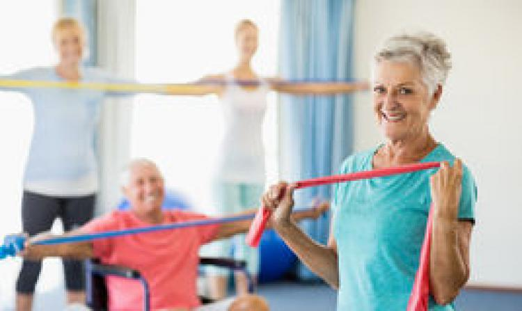 Franklin Active Adult Center - Exercise Programs