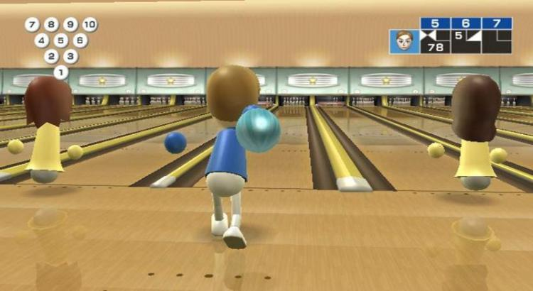 The Social of Greenwood - Wii Bowling