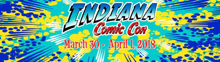 Indiana Comic Con‎ @ Indiana Convention Center