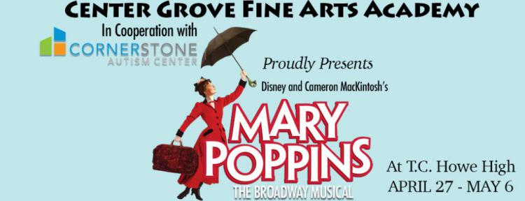 Mary Poppins - Center Grove Fine Arts Academy