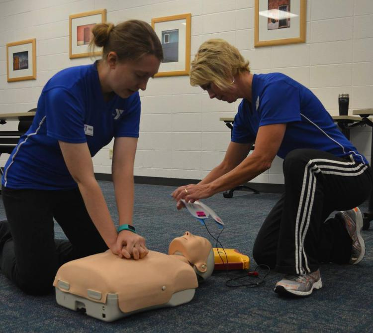 CPR Classes at The Baxter YMCA