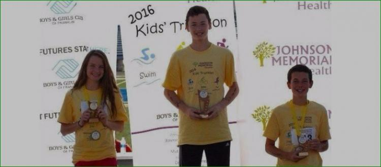 Early Registration for Kids' Triathlon