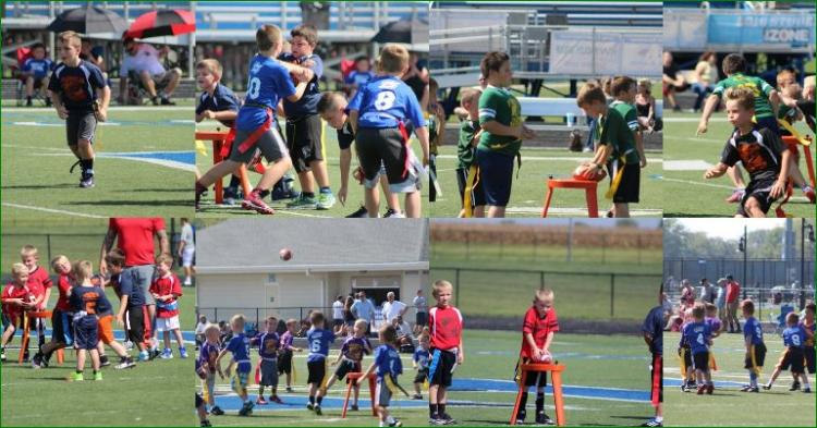 Flag Football Sign-ups for Boys & Girls Club of Franklin