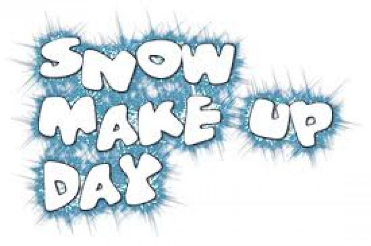 Franklin Schools - IN SESSION SNOW MAKEUP DAY
