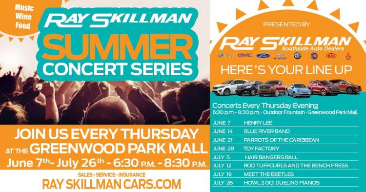 Ray Skillman Summer Concert Series