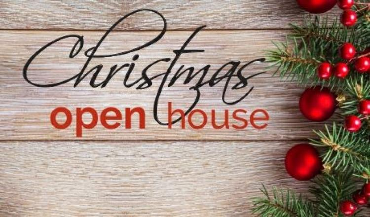 Christmas Open House and Holiday Concert