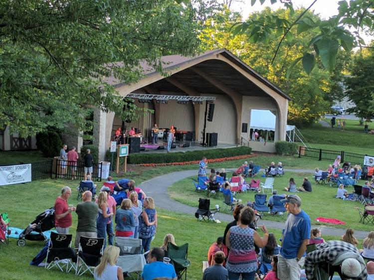 Greenwood Summer Concerts