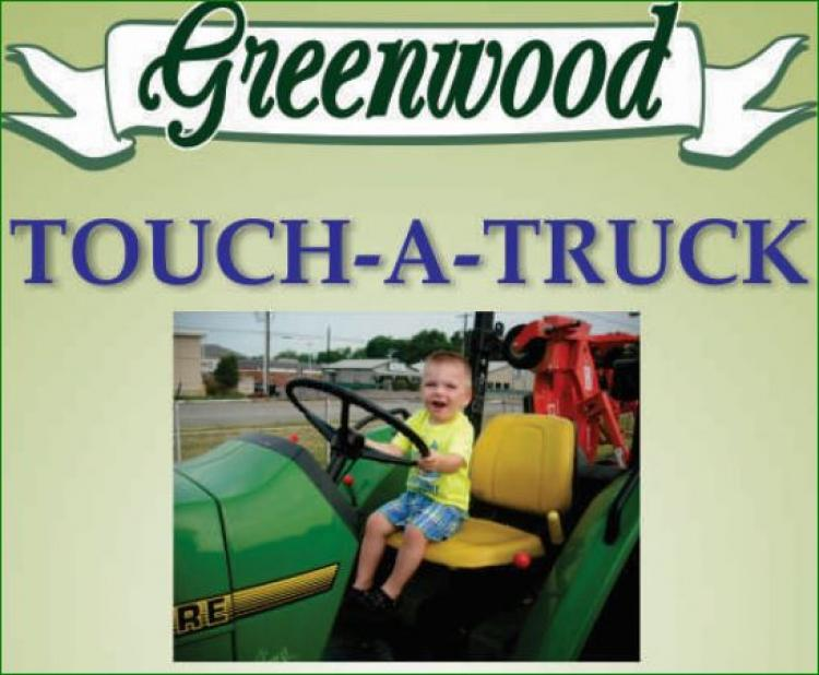 Greenwood Parks Touch-A-Truck