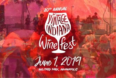 20th Annual Vintage Indiana Wine Fest